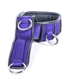 KIOTOS Leather Kiotos Deluxe - Collar Triple Down - Purple