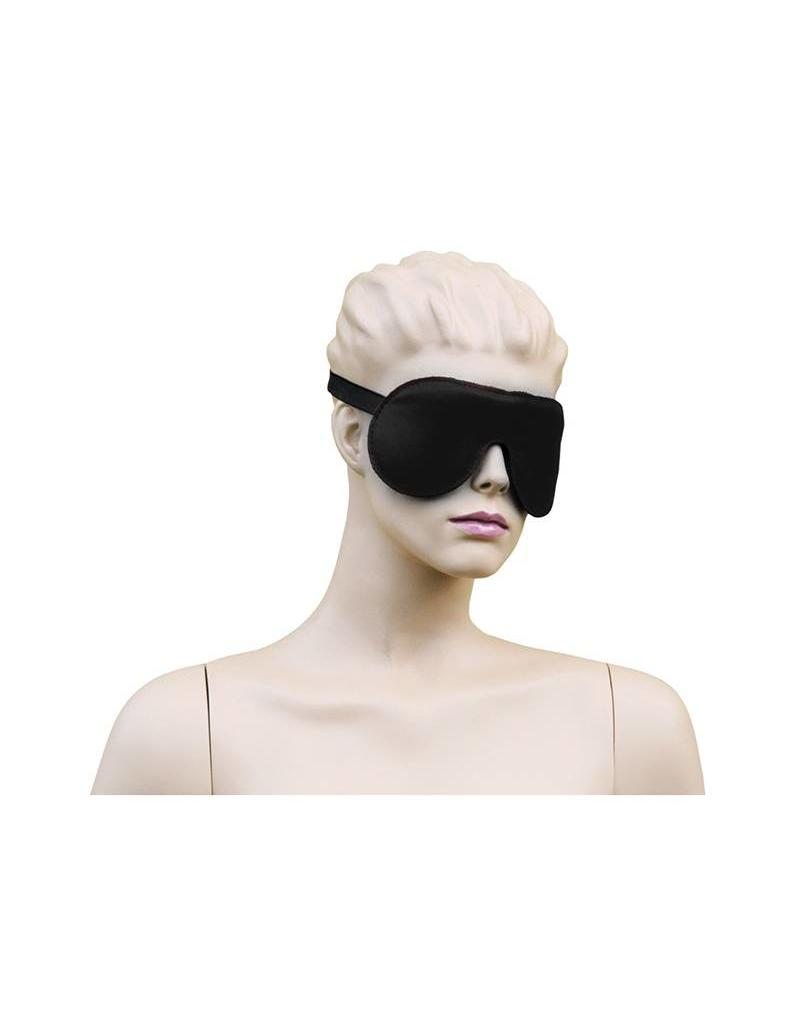 KIOTOS Leather Eyemask Leather - Black