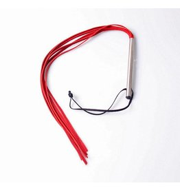 KIOTOS Leather Slim Whip - Red