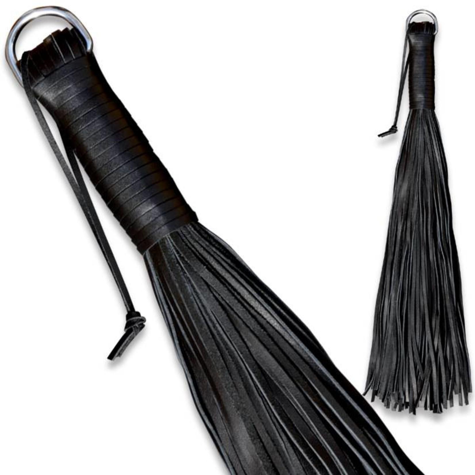 KIOTOS Leather Leather Whip black