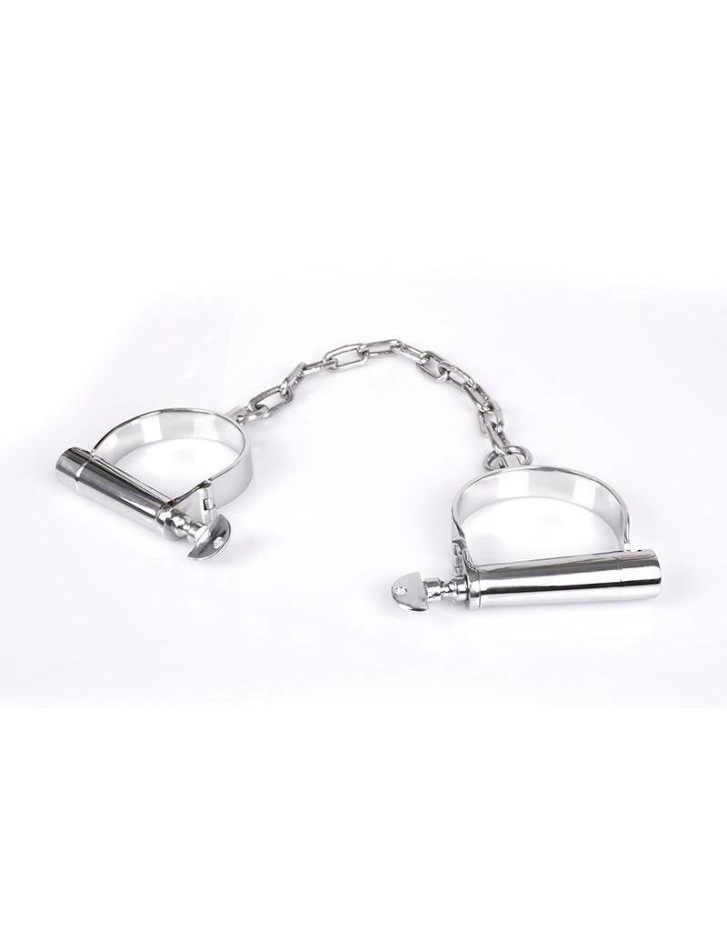 KIOTOS Steel Darby Anklecuffs