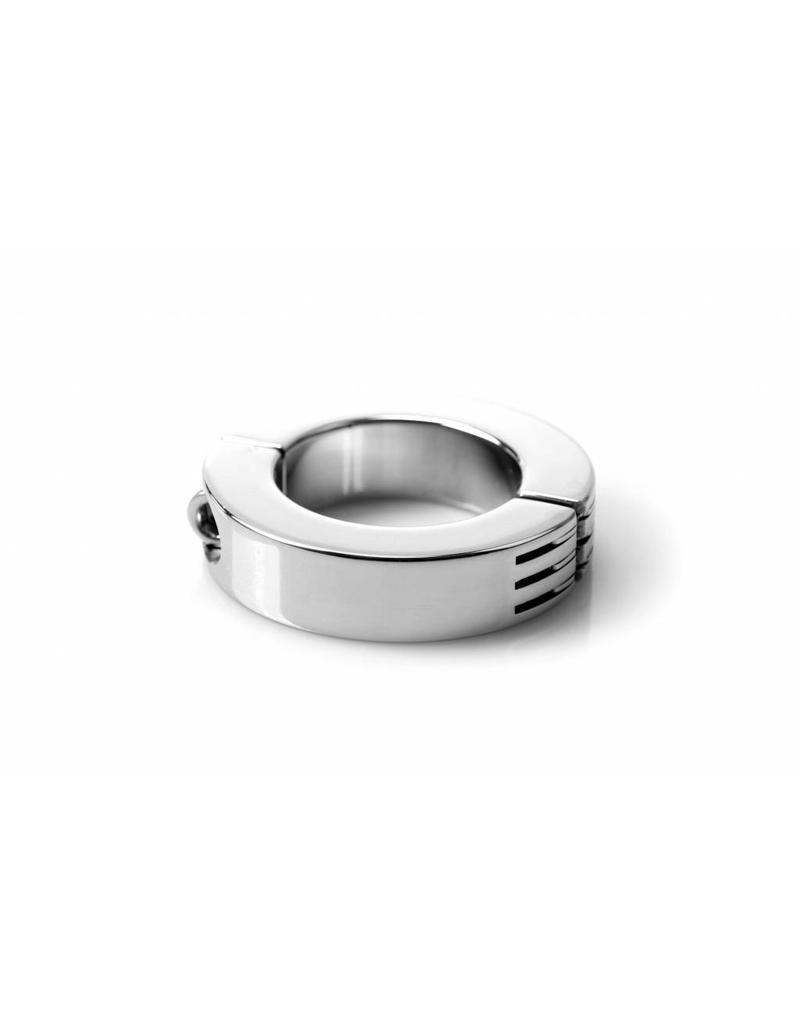 KIOTOS Steel Hinged Cockring - 40 mm