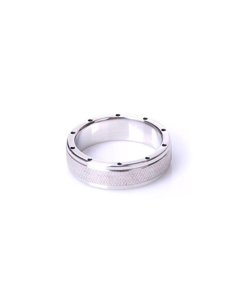 KIOTOS Steel Industrial Cockring - 55 mm