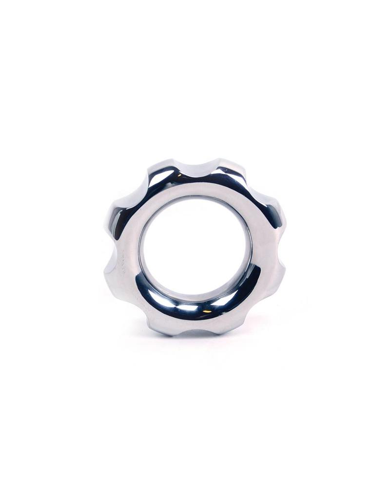 KIOTOS Steel Cog Cock Ring - 45mm