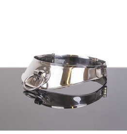 KIOTOS Steel Locking Collar with Ring 12cm