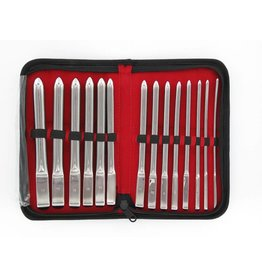 KIOTOS Steel Single End Dilator Set