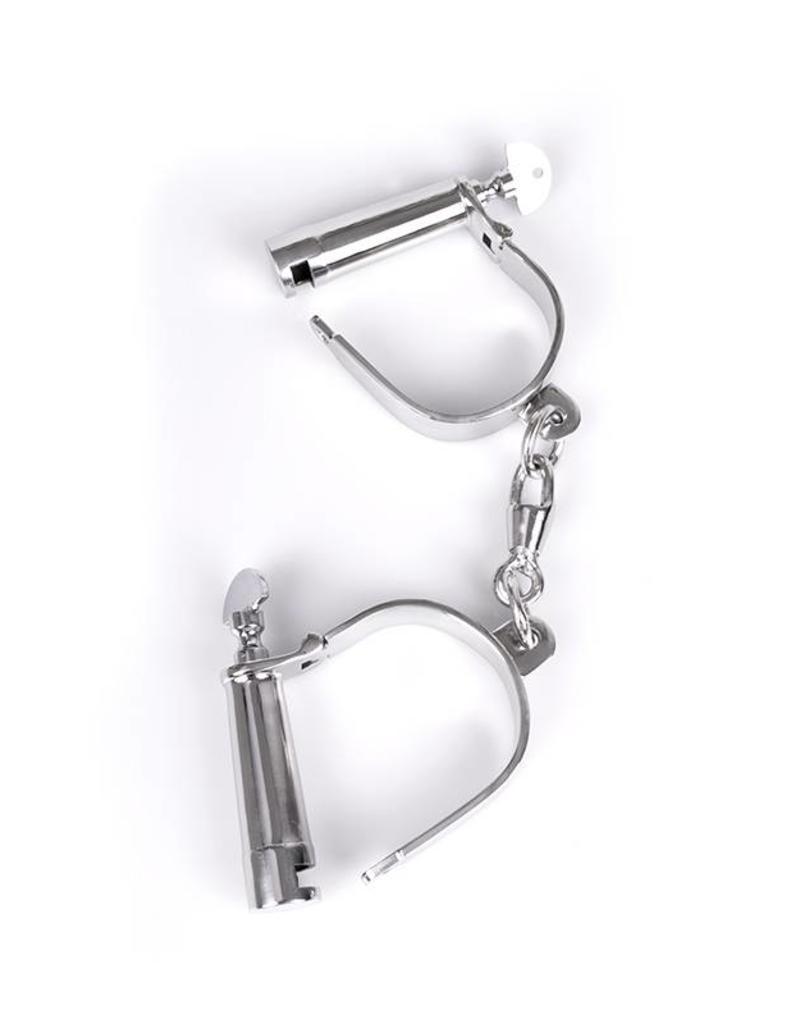 KIOTOS Steel Darby Handcuffs
