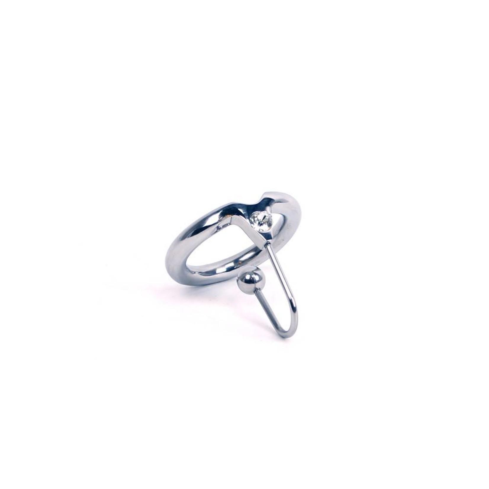 KIOTOS Steel Fancy Gem Spermstopper - 25mm