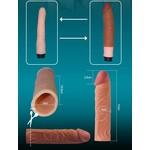 Lovetoy Pleasure X-tender - Penis Sleeve 1051