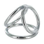 Master Series Triad Chamber Cock and Ball Ring S