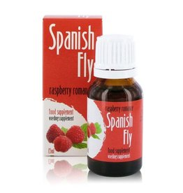 Other SpanishDrops Raspberry Romance 15ml WEST EU