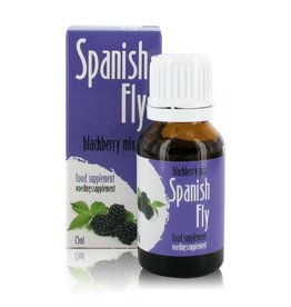 Other SpanishDrops Blackberry Mix 15ml WEST EU