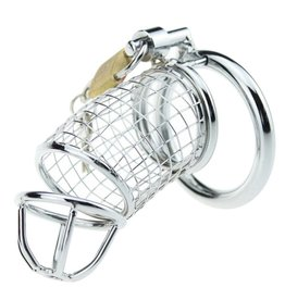 Perfect Lover Chastity cage squares