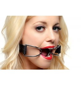 Strict Spider Mouth Gag