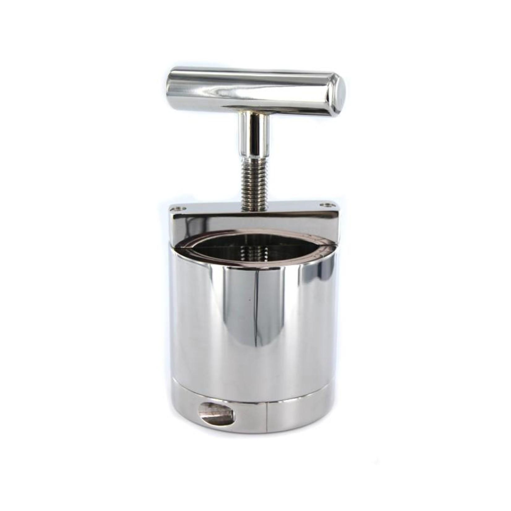 KIOTOS Steel Ballflask Steel Crusher