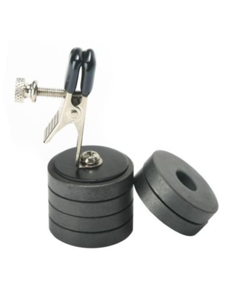 Master Series Nipple Clamp Magnetic (1 piece)
