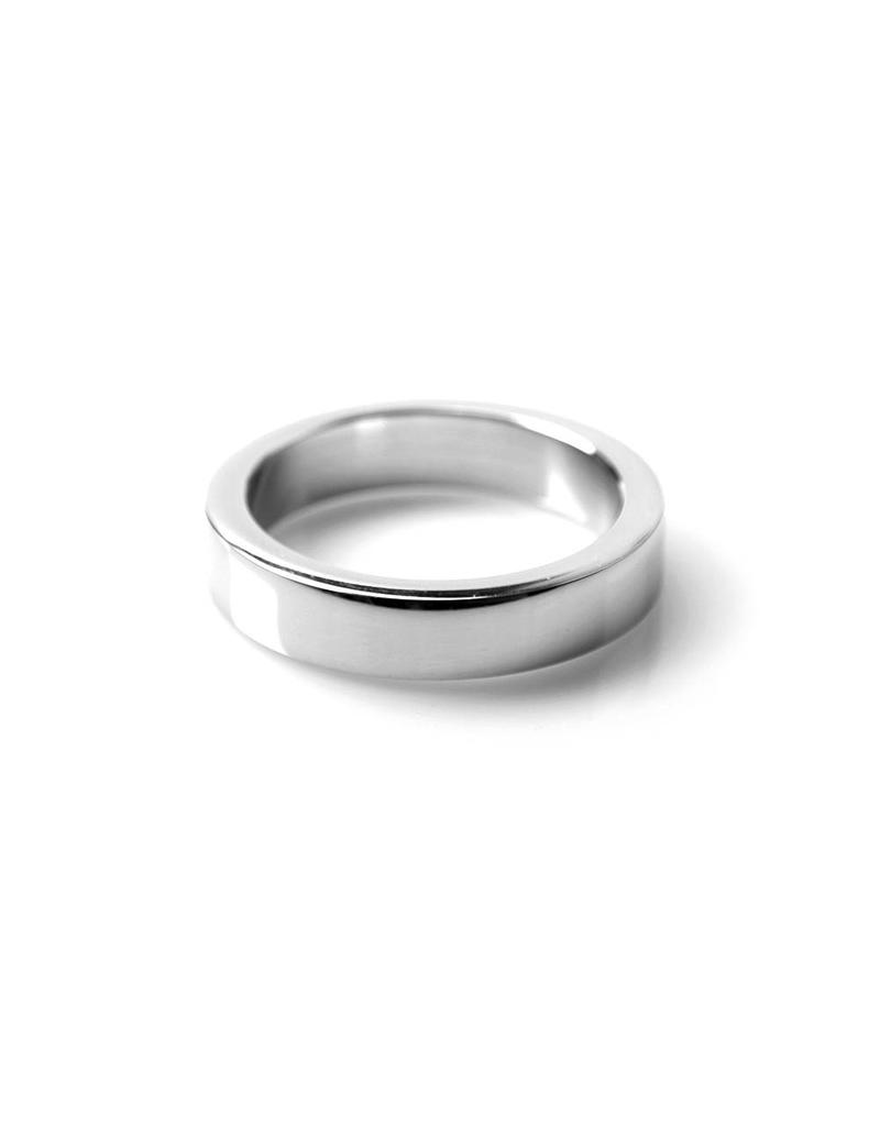 KIOTOS Steel Cockring 4mm x 12mm - 45 mm