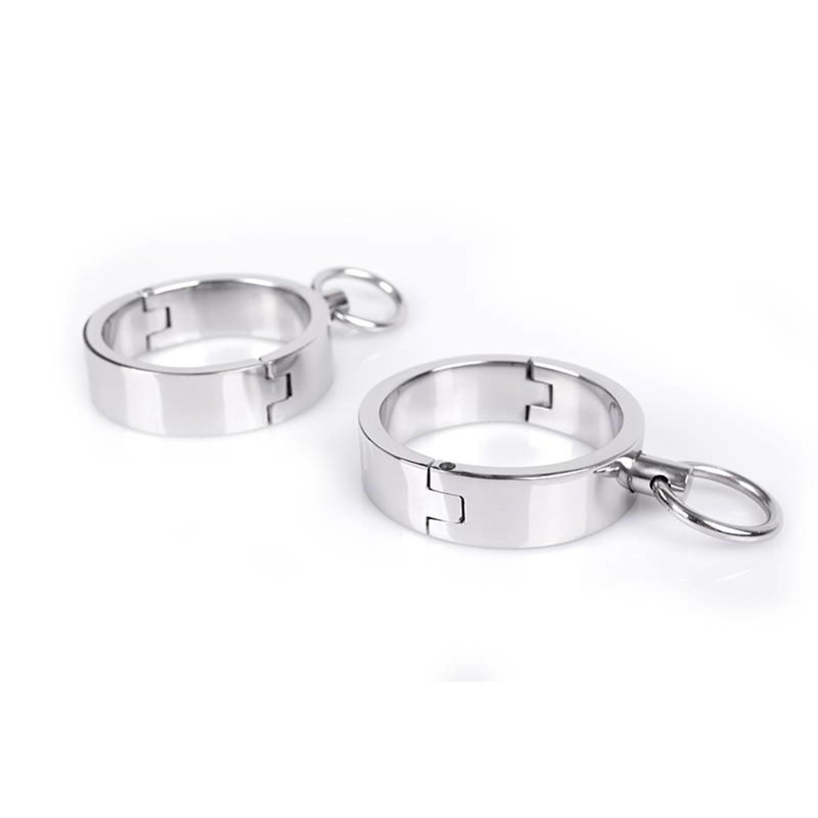 KIOTOS Steel Deluxe Handcuffs
