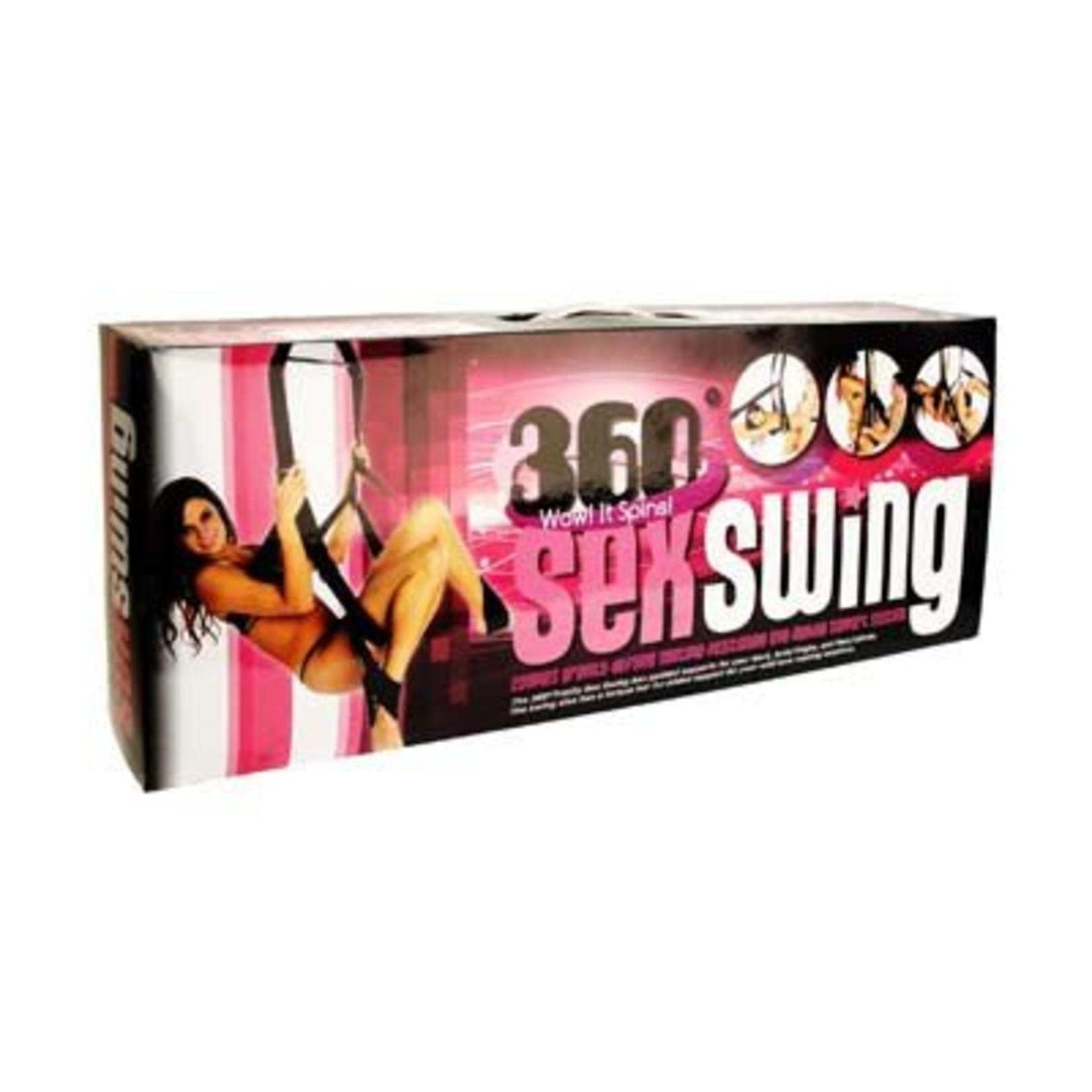 Master Series 360 Sex Swing - SM Schommel