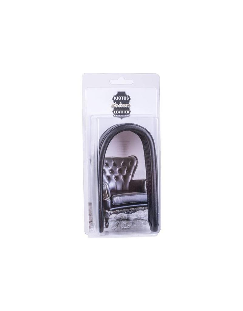 KIOTOS Leather Kiotos Deluxe - Paddle - Black