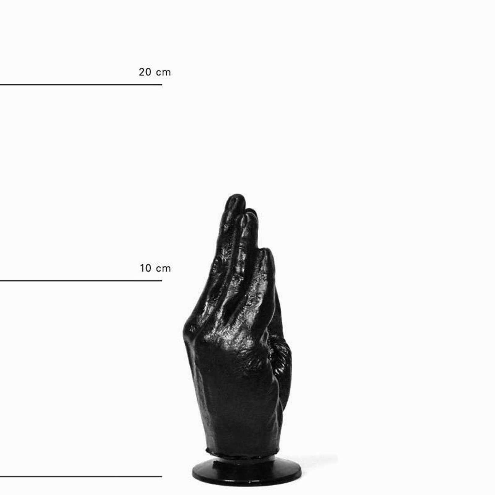 All Black All Black Dildo - AB 13