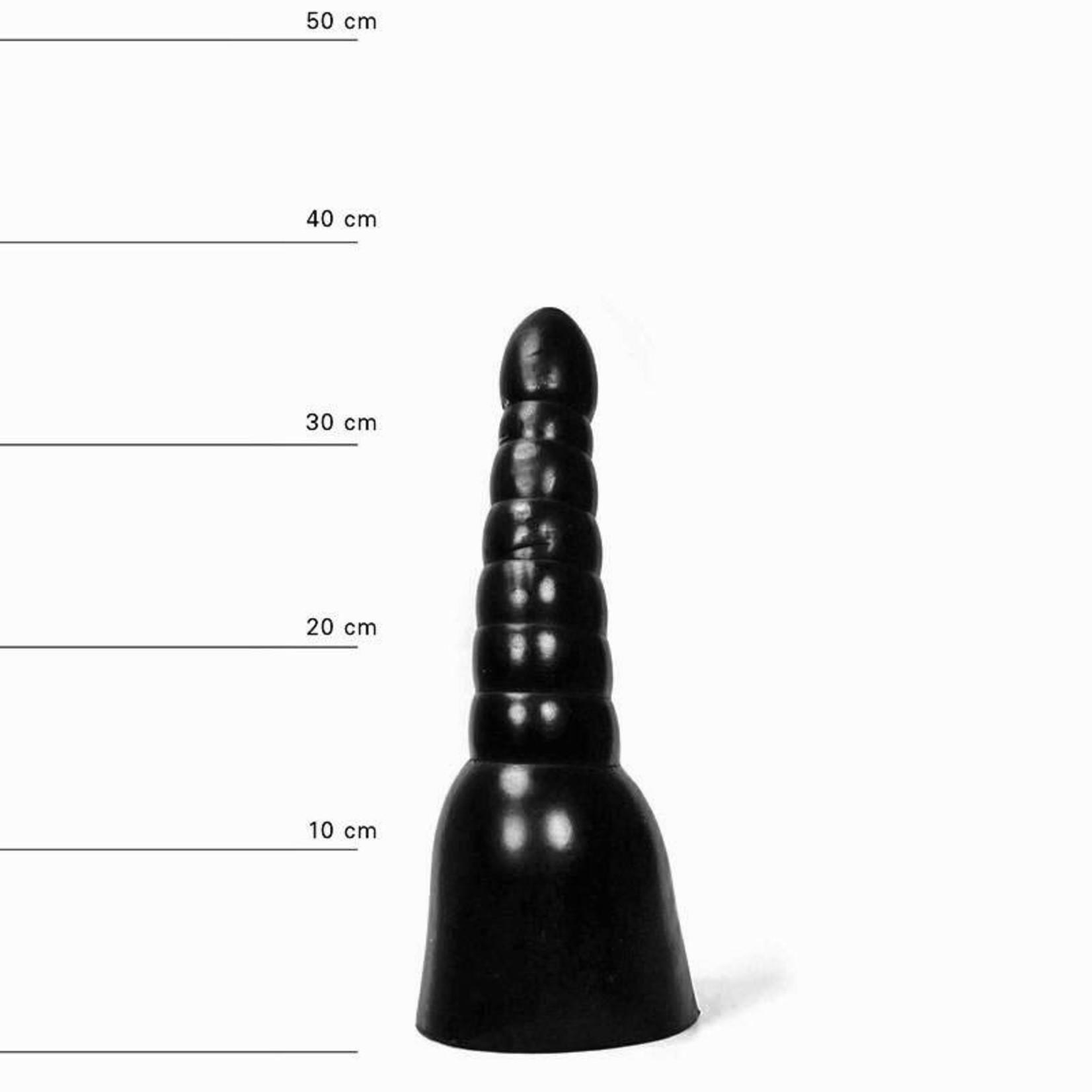 All Black All Black Dildo - AB 17