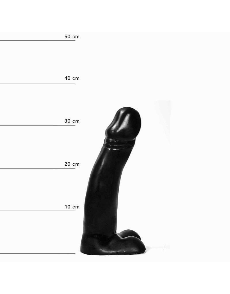 All Black All Black Dildo - AB 23
