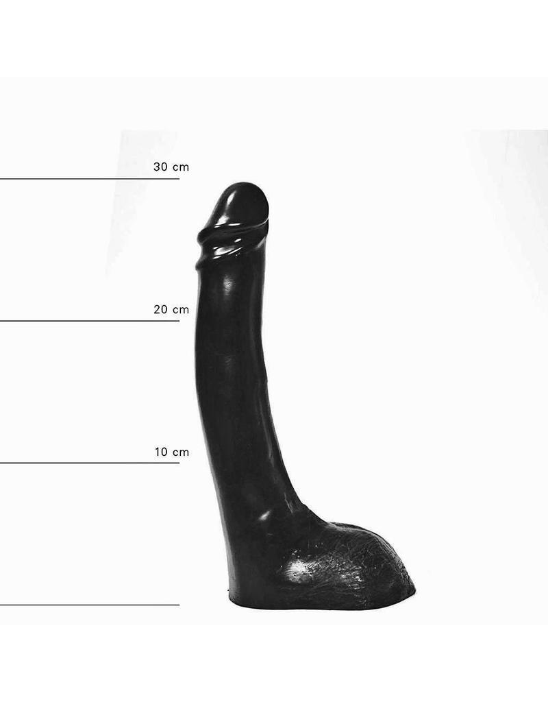 All Black All Black Dildo - AB 24