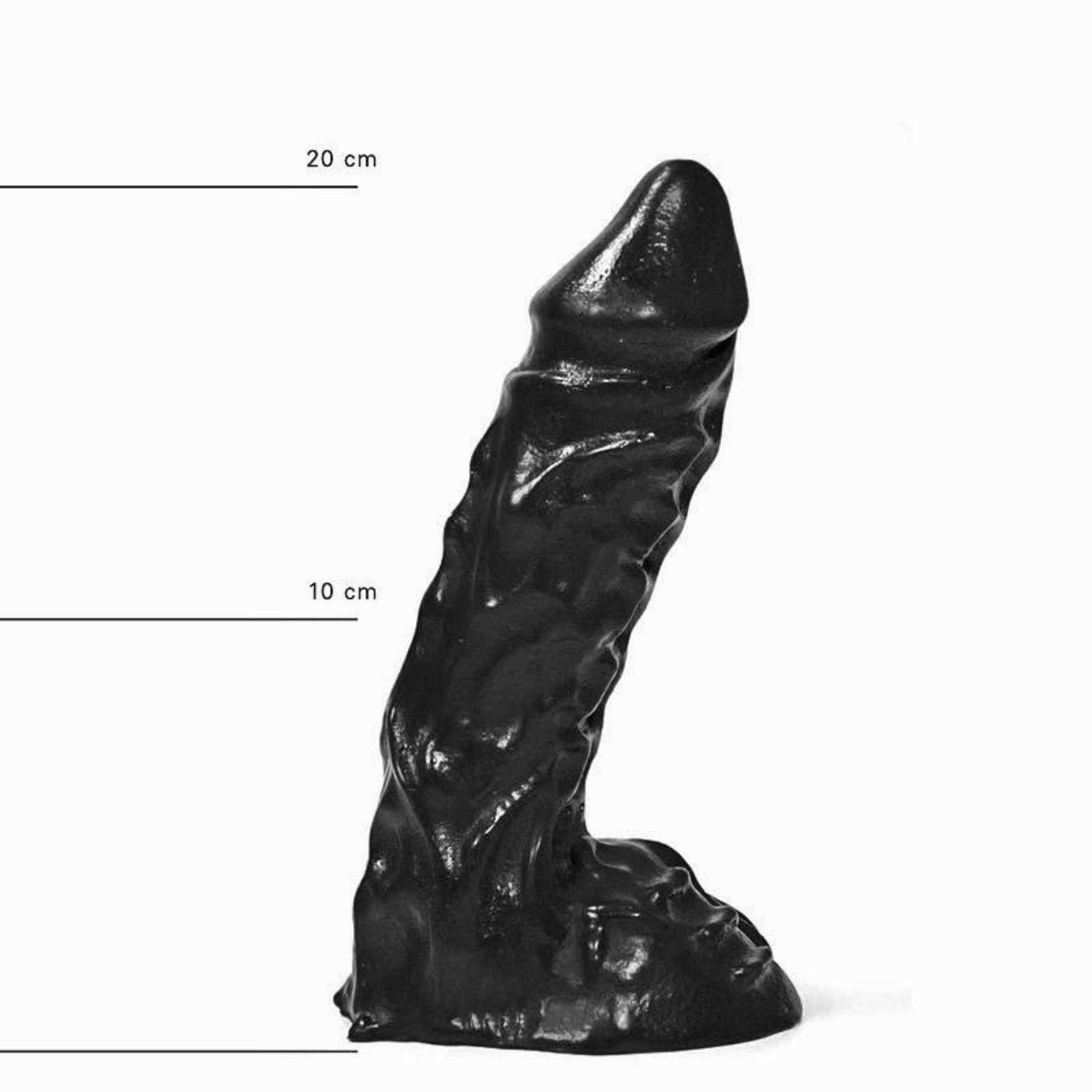 All Black All Black Dildo - AB 27