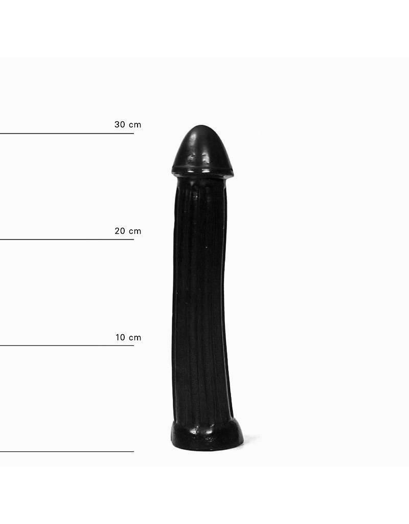 All Black All Black Dildo - AB 30
