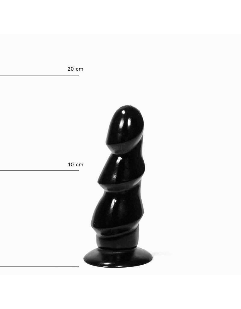 All Black All Black Dildo - AB 40
