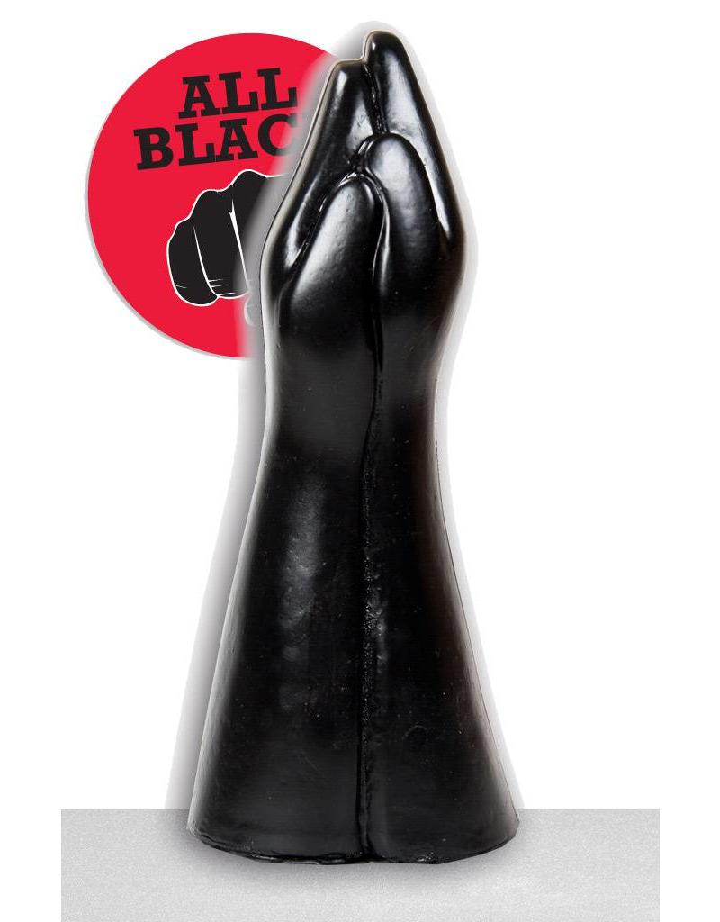 All Black All Black Dildo - AB 59