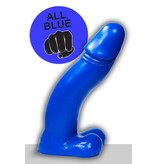 All Black All Blue Dildo - ABB 22