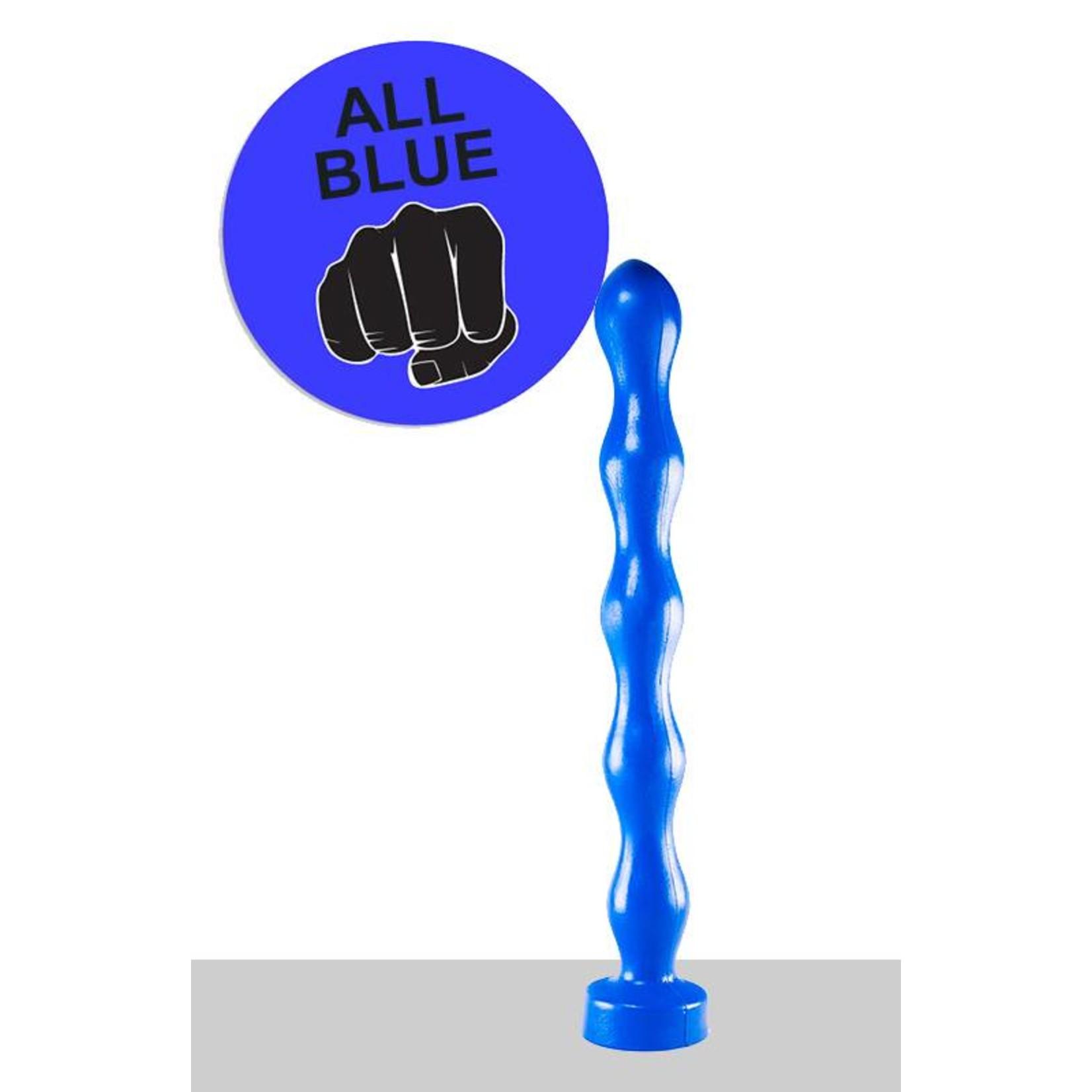 All Black All Blue Dildo - ABB 69