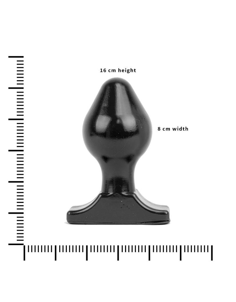 All Black All Black Dildo - AB 72