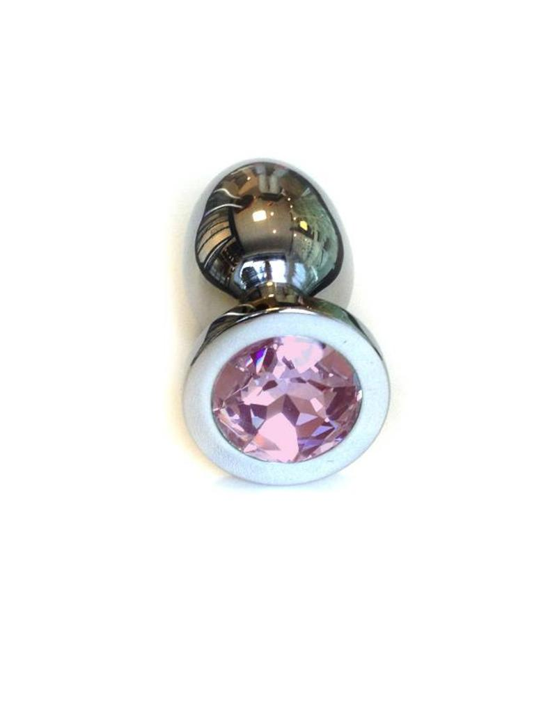 KIOTOS Steel Jewel Buttplug Large Pink