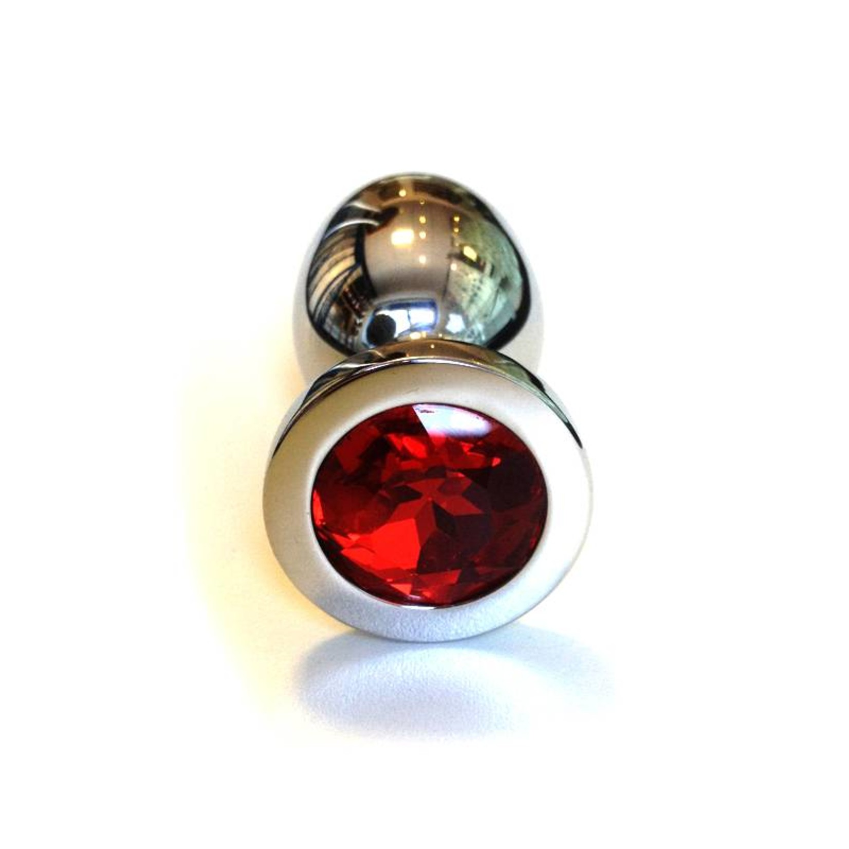KIOTOS Steel Jewel Buttplug Large Red