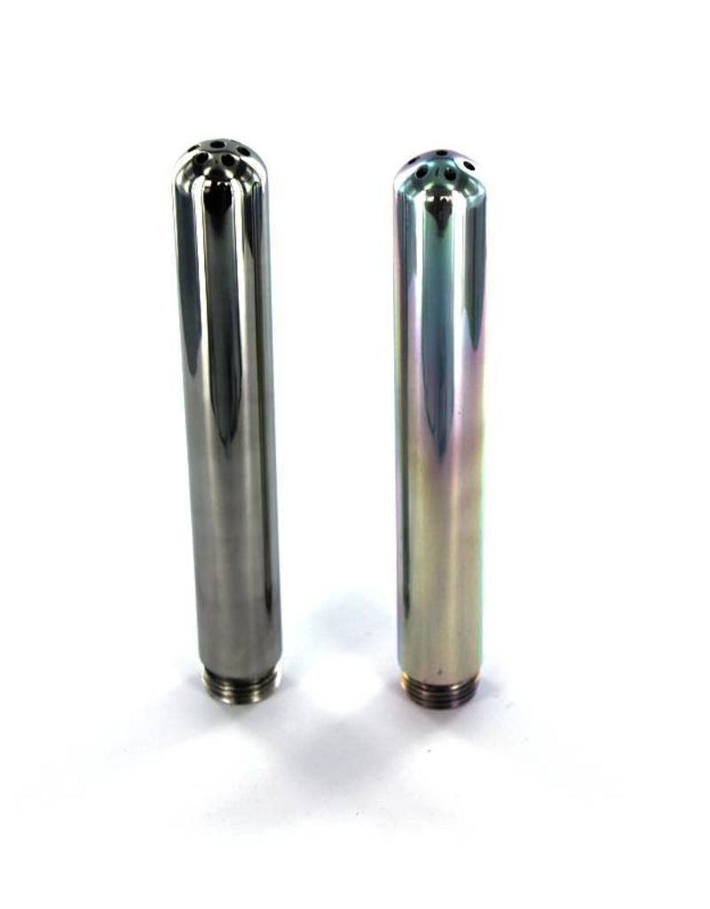 KIOTOS Steel Douche Straight Silver