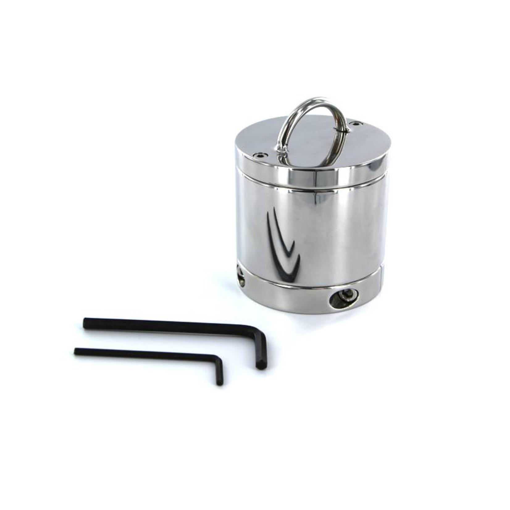 KIOTOS Steel Ballflask Steel