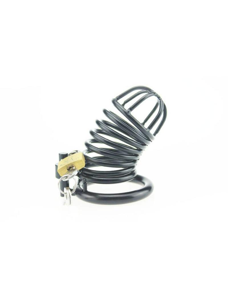 Perfect Lover Chastity cage Black