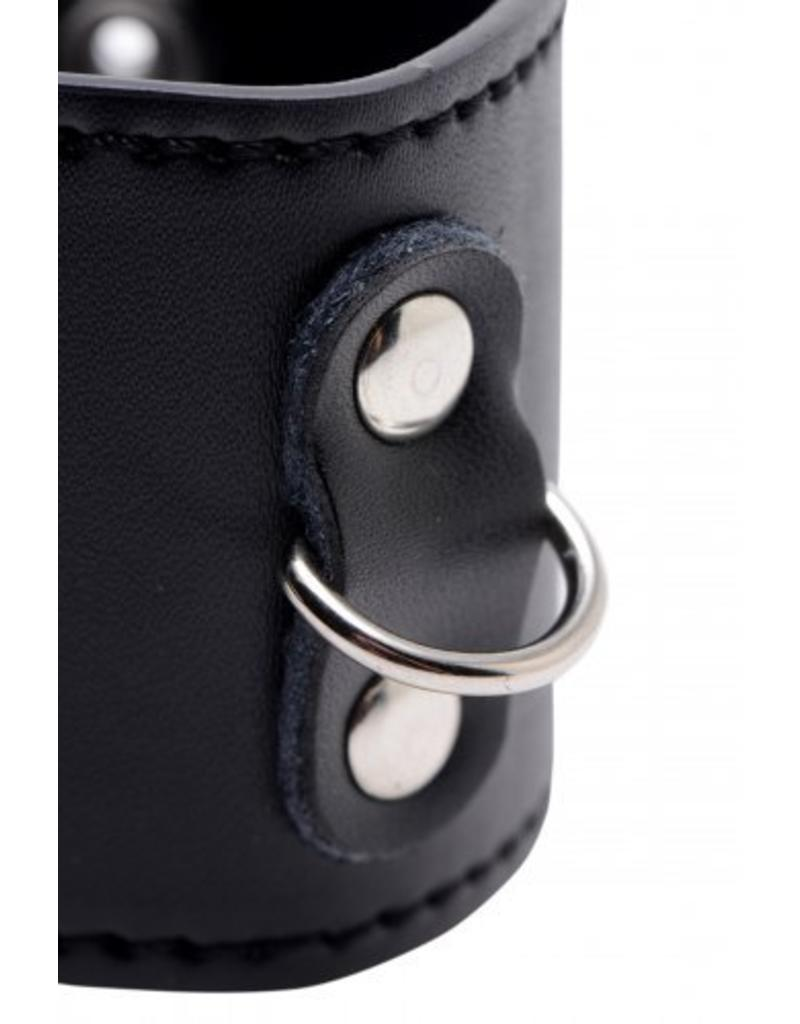 Strict 2 Inch Ball Stretcher with D-Ring