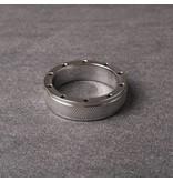 KIOTOS Steel Industrial Cockring - 40 mm