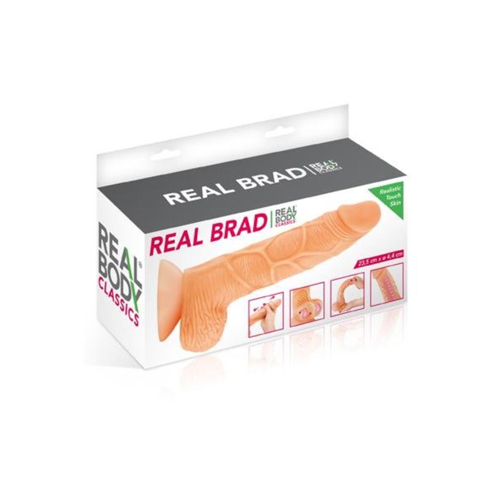 Real Body Gode Realiste Real Body Brad