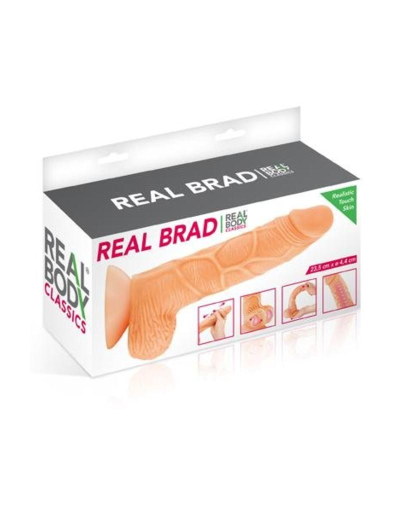 Real Body Gode Realiste Real Body Brad
