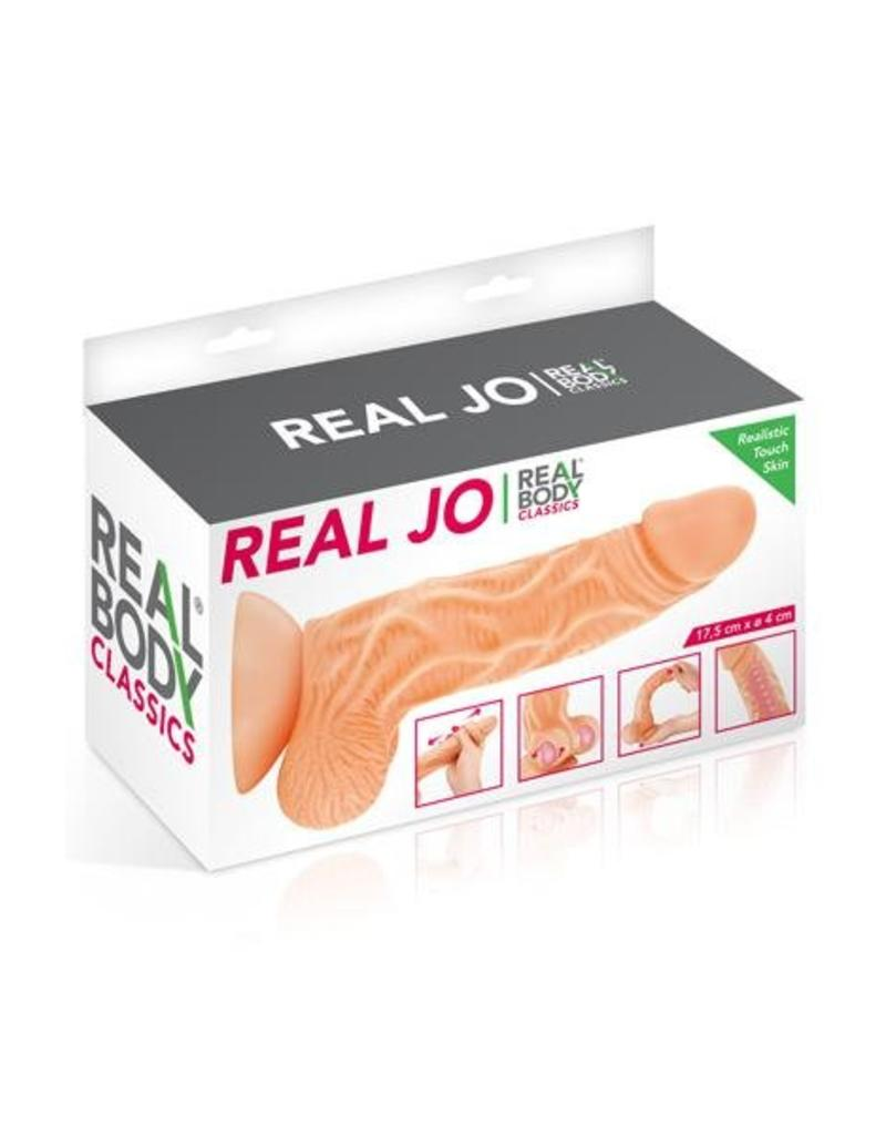 Real Body Gode Realiste Real Body Jo