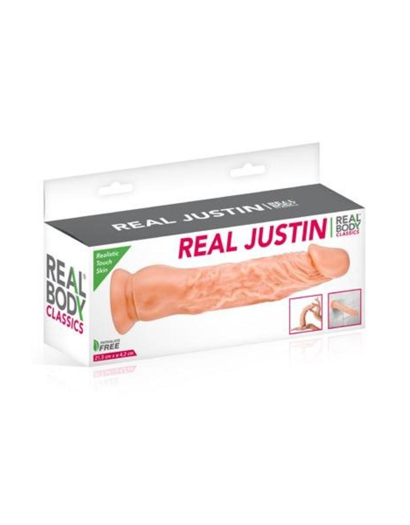 Real Body Gode Realiste Real Body Justin