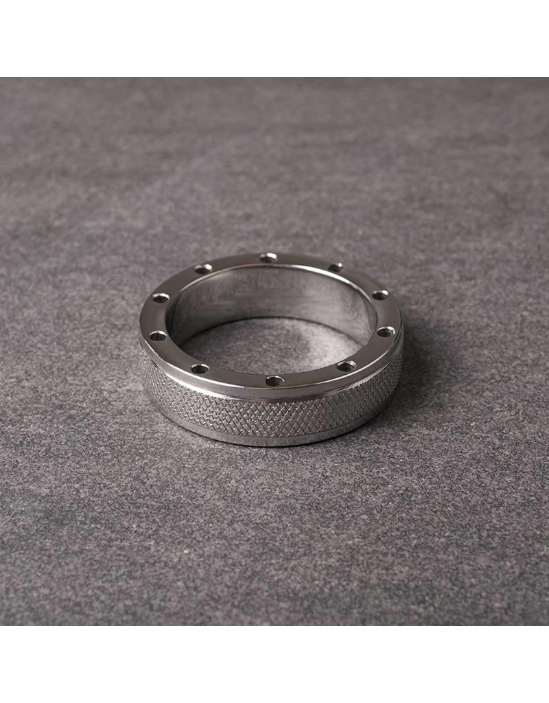 KIOTOS Steel Industrial Cockring - 55 mm