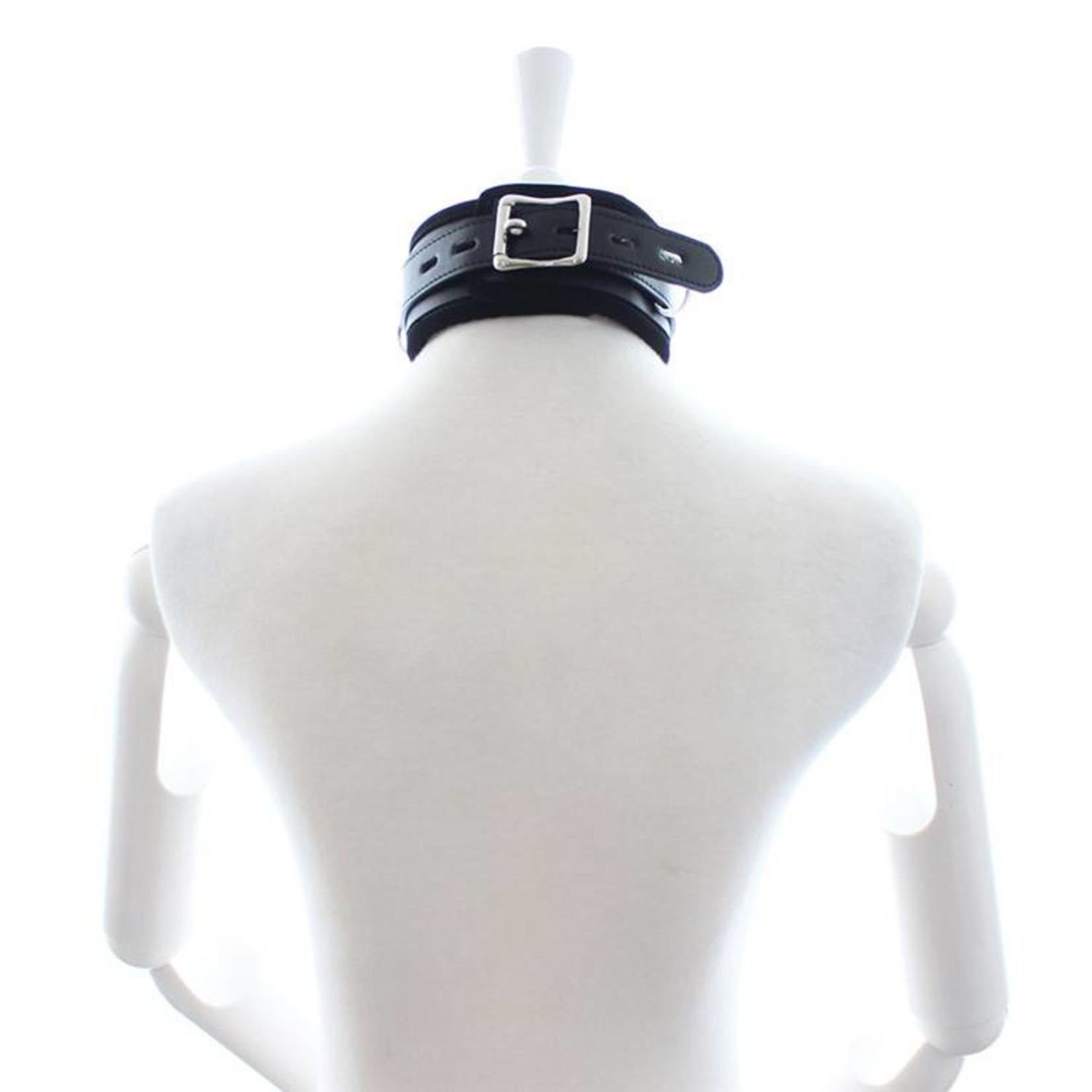 Perfect Lover Collar with Chain Black