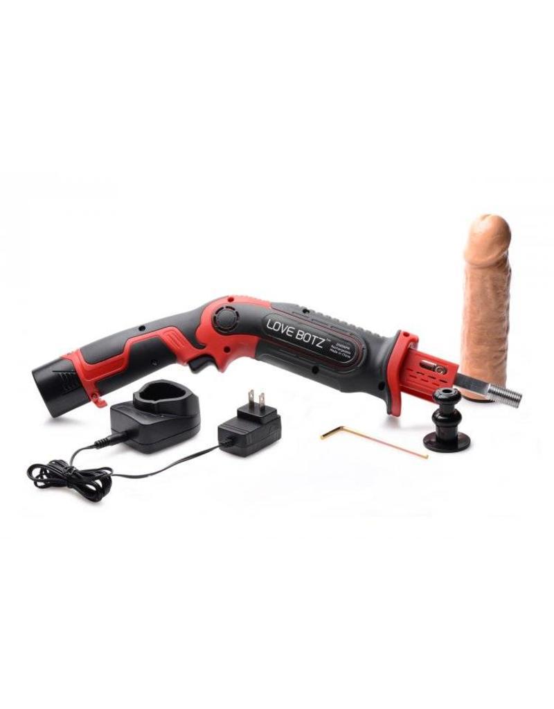 LoveBotz Thrust-Bot Handheld Multi-Speed Sex Machine