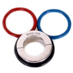 KIOTOS Steel Ball Stretcher 45 mm + 3 Rubber Rings